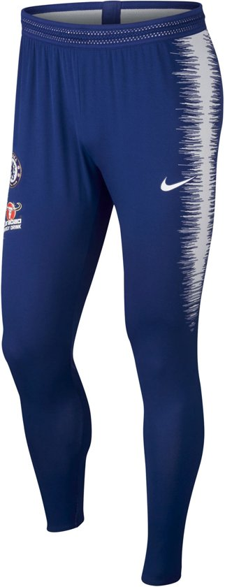 SportbroekMaat Chelsea Vaporknit wit Nike Xl Mannen Fc Strike Blauw nkwO80P