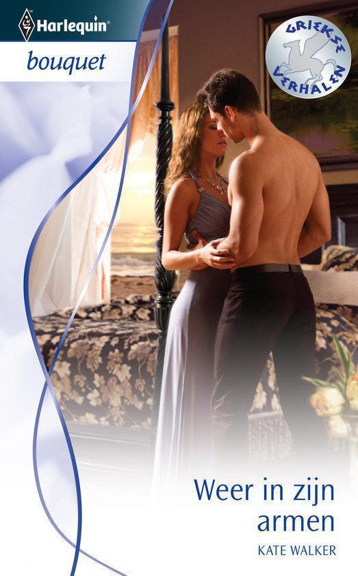 Cover van het boek 'Harlequin Bouquet 3218 - Weer In Zijn Armen' van Kate Walker