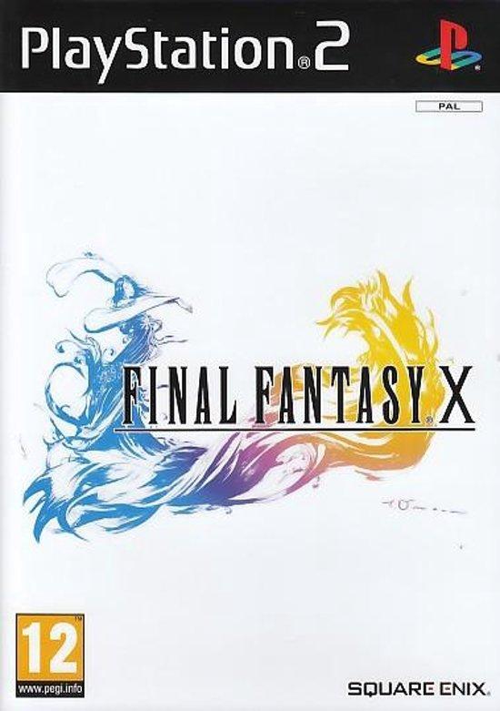 Final Fantasy X kopen