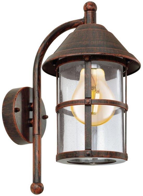bol.com | EGLO San Telmo - Buitenverlichting - Wandlamp ...