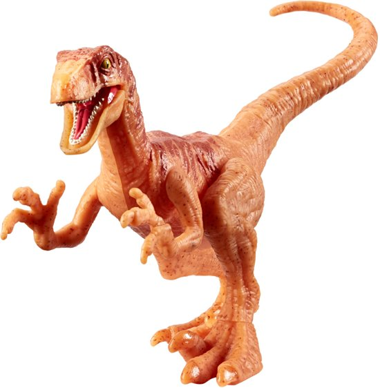 Jurassic World Attack Pack Velociraptor - Speelgoeddino