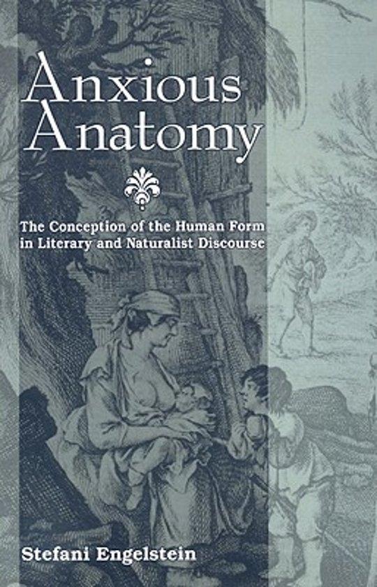 bol.com | Anxious Anatomy | 9780791474785 | Stefani Englestein | Boeken