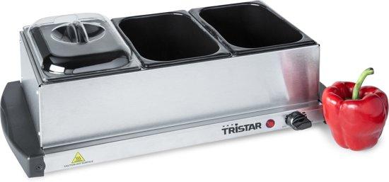 Tristar BP-2979 - Compacte Buffetwarmer