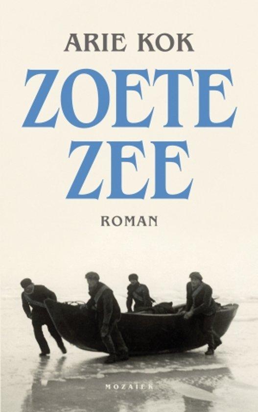 Boek cover Zoete zee van Arie Kok (Onbekend)
