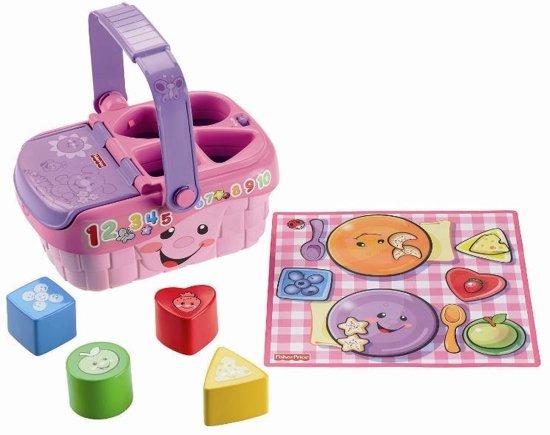 Fisher-Price Leerplezier Grappige Geluiden Picknick - Speelset