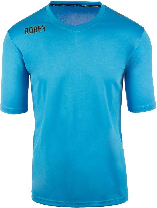 Robey Shirt Score - Voetbalshirt - Sky Blue - Maat S