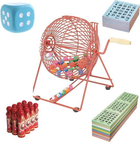 Bingo Set Professioneel