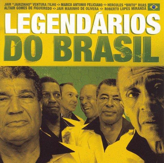 Legendarios Do Brasil