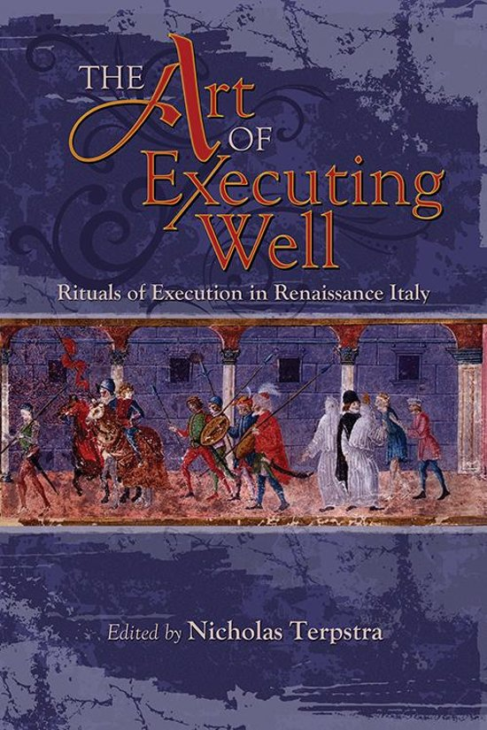 a look at the rituals of executions in early modern germany