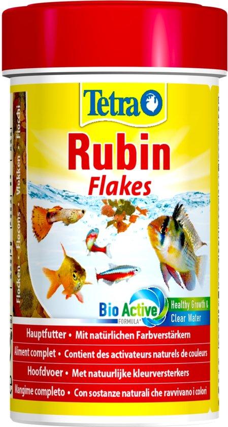 Tetra Rubin Vlokken - Vissenvoer - 100 ml