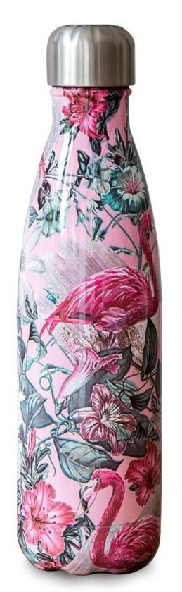 Chilly's Bottle Drink- & Thermosfles Flamingo