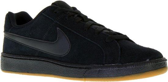Nike Court Royale Suede Sneakers Heren Sneakers Maat 44.5 Mannen zwart