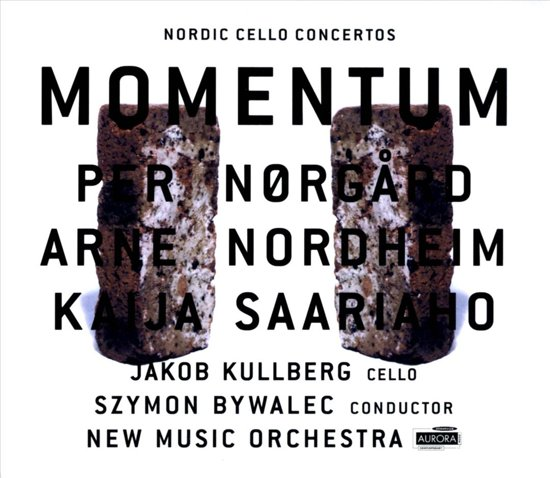 Momentum - Nordic Cello Ctos.