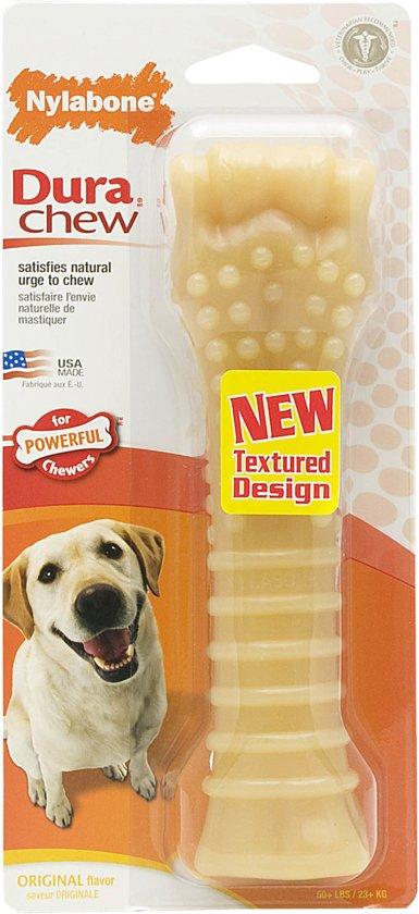 Nylabone Harde Bijters Kluif - Kip - Voor Honden tot 30 kg