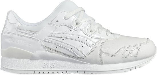 the best attitude d2ef1 c78b8 bol.com | Asics Sneakers Gel Lyte Iii Dames Wit Maat 40,5
