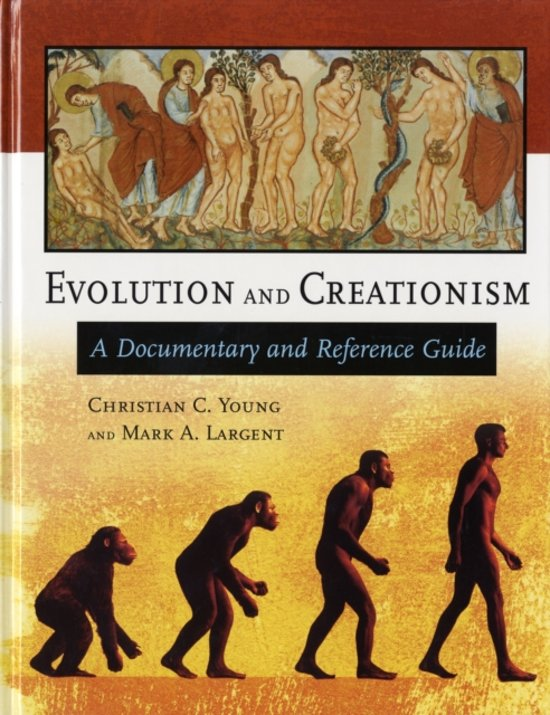 a discussion on creationism and evolution Evolution do you think that evolution is just a theory many schools in the usa teach young earth creationism – the idea that god put humans on earth in their.
