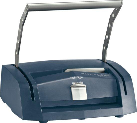 Leitz Inbindmachine impressBIND 280 - Zilver/blauw