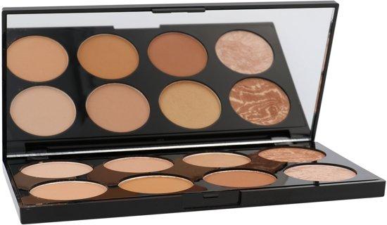 Makeup Revolution Bronze & Contour Palette - All About Bronze