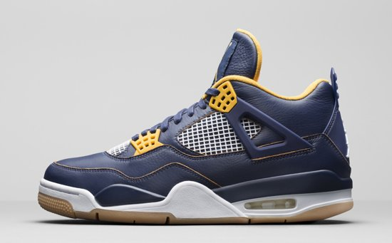 bol.com | Nike Air Jordan 4 Retro - Sneakers - Heren - Maat ...