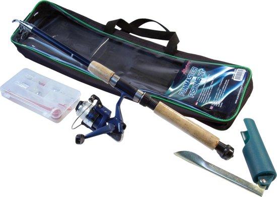 Albatros Funmaster Fishing Kit - Hengelset - 210 cm - 10-30g