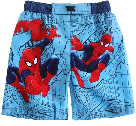 Spiderman Zwembroek.Bol Com Spiderman Zwembroek Turquoise Maat 110