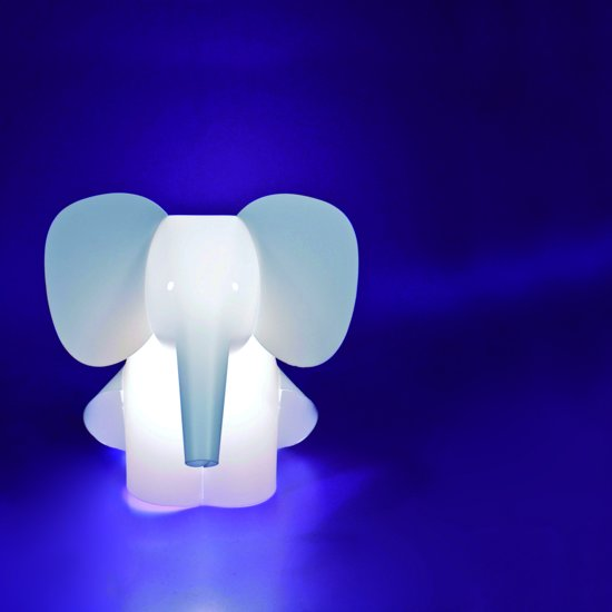 ZzzooLight Gift - Nachtlampje - Olifant