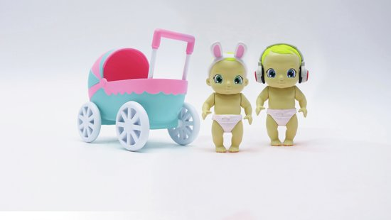 BABY Secrets Kinderwagenpakket - Series 1