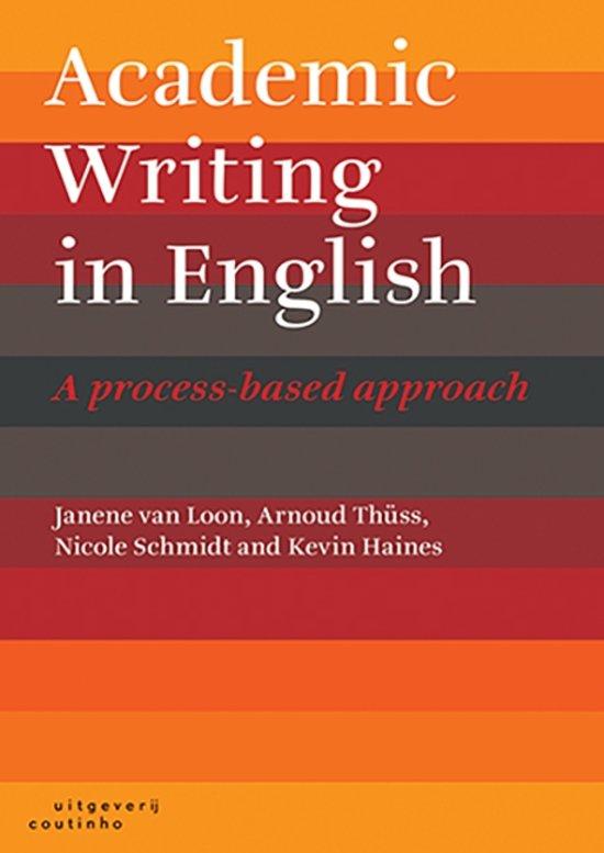 Writing Academic English Book