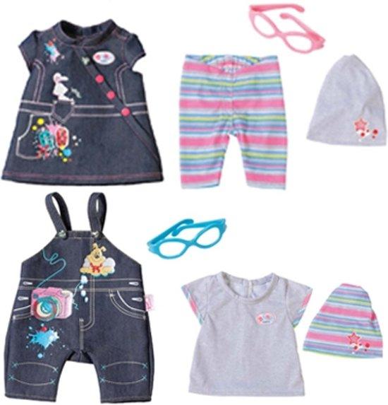 BABY born Deluxe Jeans Collectie - Poppenkleren