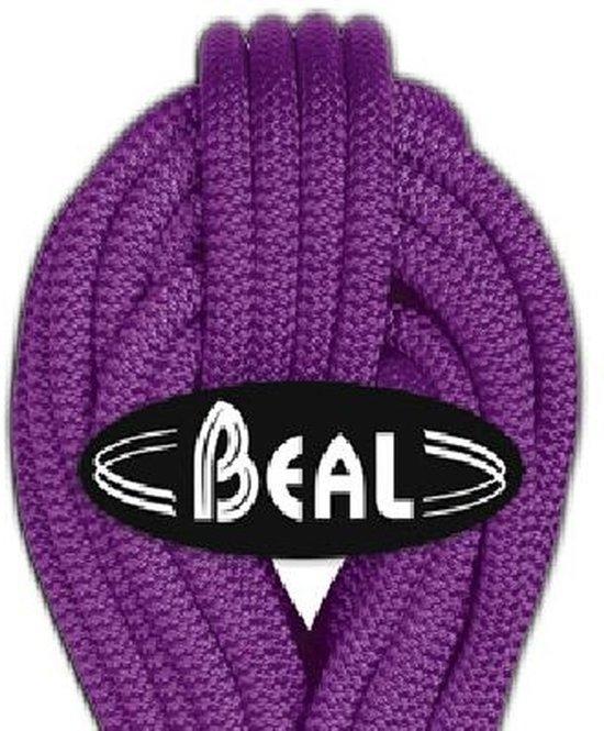 Beal Wall Master 10,5mm Unicore Ideaal voor indoor klimhallen 20m - Violet