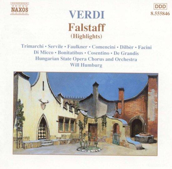 Verdi: Falstaff - Highlights / Humberg, Trimarchi, Servile et al