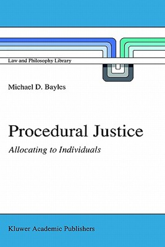 legal essays michael bayles