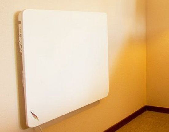 Ambepanel elektrische verwarming for Zuinige elektrische verwarming met thermostaat