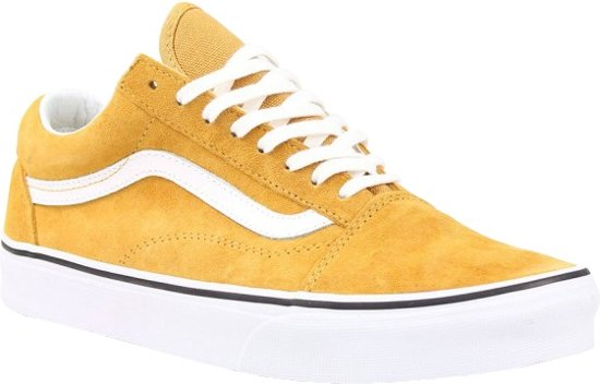 Camionnettes Jaunes Vieux Chaussures Skool CR5Wrwovo