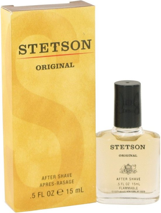 Coty Stetson 15 ml - After Shave Herenparfum