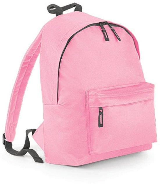 6930be18aa9 bol.com | BagBase Backpack Rugzak - 18 l - Roze