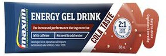 25x Maxim Energy Gel Drink Cola 60ml