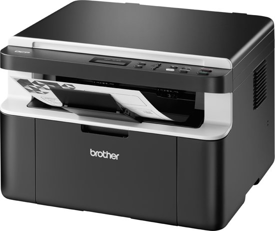 Brother DCP-1612W - Draadloze All-In-Box Laserprinter