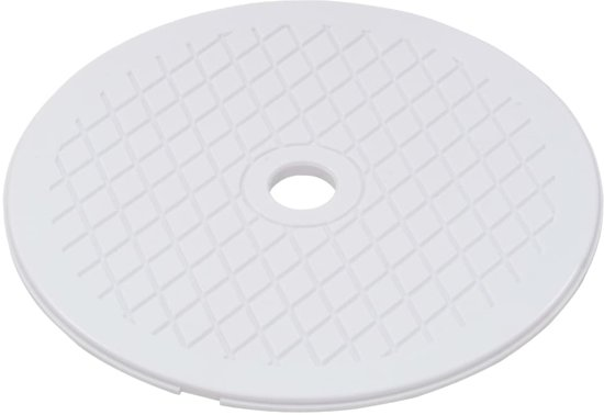 vidaXL 11-delige Zwembadskimmer 34,3x25x30,5 cm