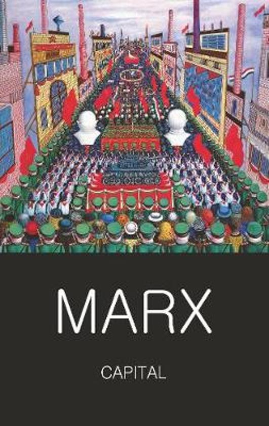 Boek cover Capital van Karl Marx (Paperback)