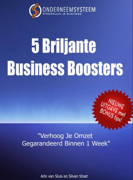 5 Briljante Business Boosters