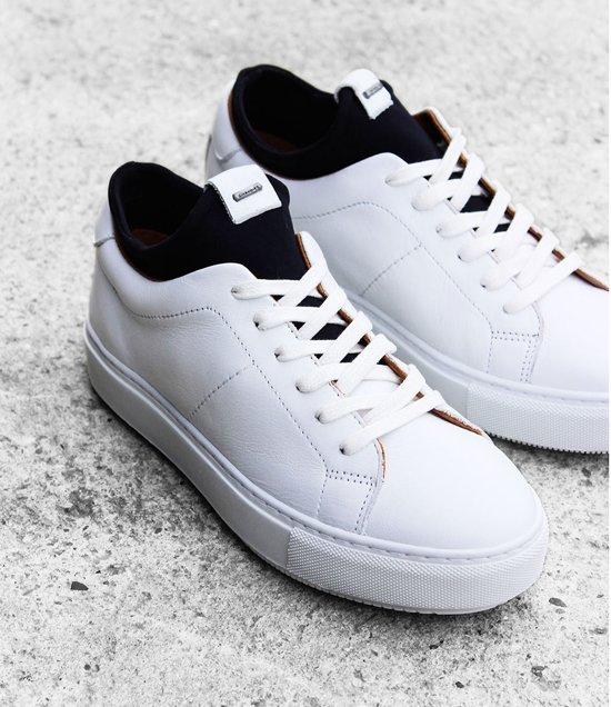 Dames Maat Shabbies Sneakers 101020022Wit 39 E29IYWeHD