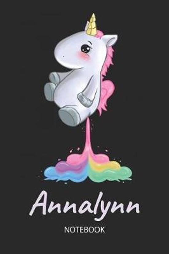 Annalynn - Notebook