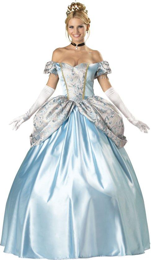 prinses kostuum dames