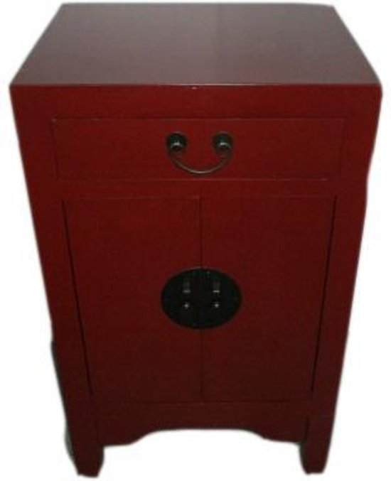 Bolcom Chinese Meubelen Chinese Kast Rood Orientique