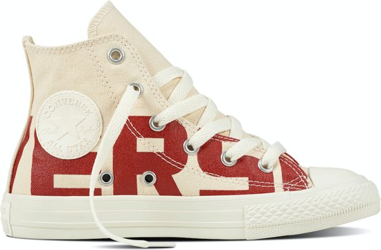 converse all stars hoog wit