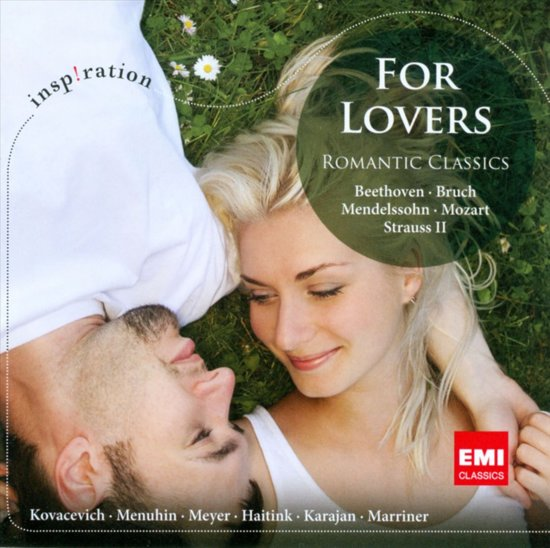For Lovers: Romantic Classics (International Version)
