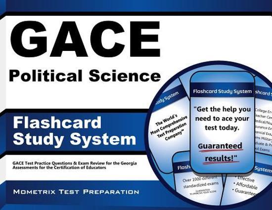 Afbeelding van het spel Gace Political Science Flashcard Study System