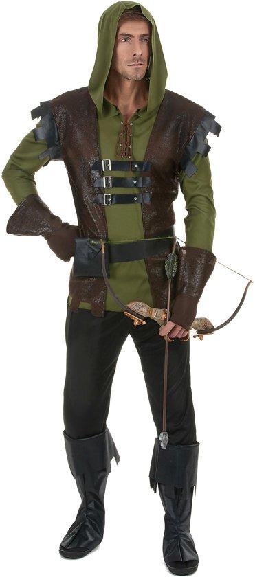 Boogschutter jager kostuum voor mannen - Verkleedkleding - Maat XL