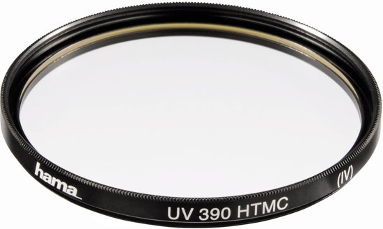 Hama UV Filter - HTMC Coating - 52mm